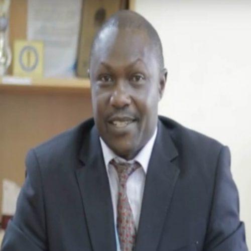 Dr. Stephen Munga