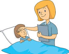 Taking Care of a Sick Person (2)
